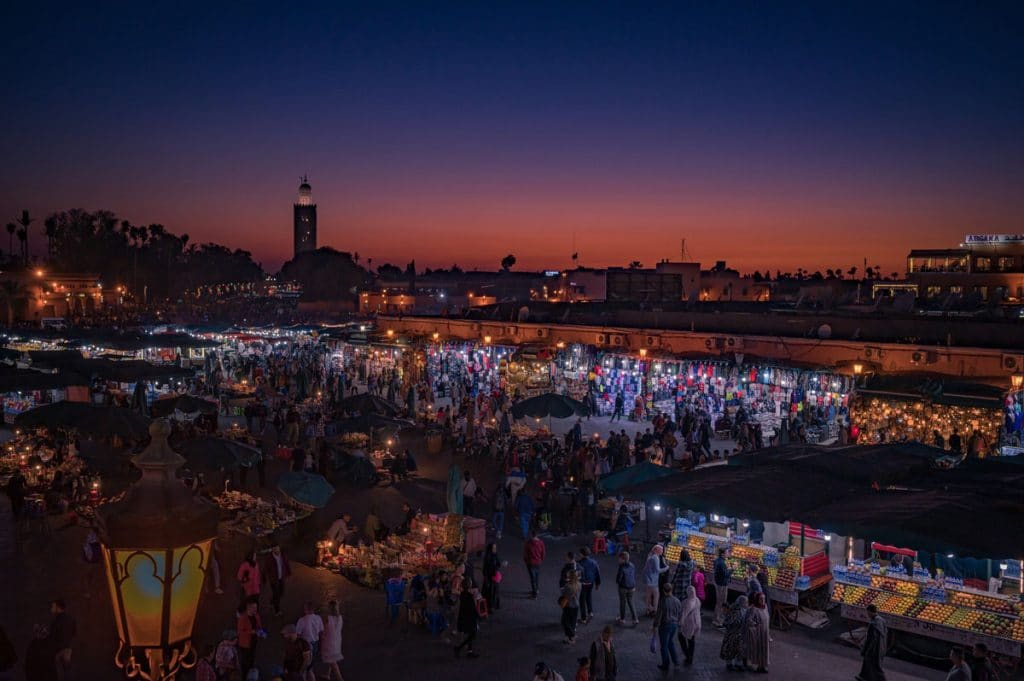 Voyager en étant enceinte à Marrakech au Maroc dans notre article Voyager en étant enceinte : 26 destinations idéales pour une femme enceinte #enceinte #grossesse #voyage #destinations