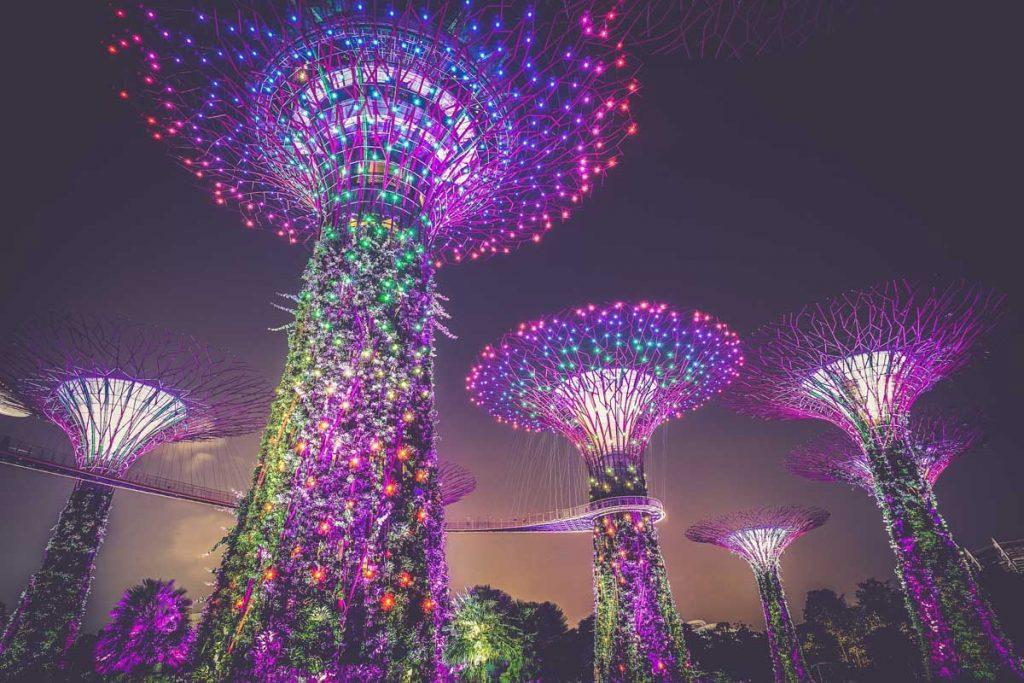 Singapour, une destination idéale pour femme enceinte dans notre article Voyager en étant enceinte : 26 destinations idéales pour une femme enceinte #enceinte #grossesse #voyage #destinations