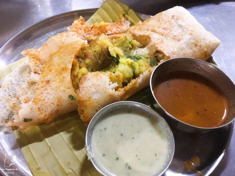 Manger de la nourriture de rue en Inde dans notre article 10 conseils pour un voyage en Inde pas cher et à petit budget #inde #asie #voyage #petitbudget #conseilsvoyage