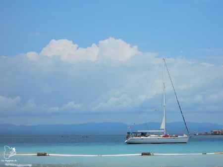 Archipel de San Blas au Panama en voilier dans notre article Que faire au Panama : Mon voyage au Panama en 12 incontournables à visiter #panama #ameriquecentrale #voyage