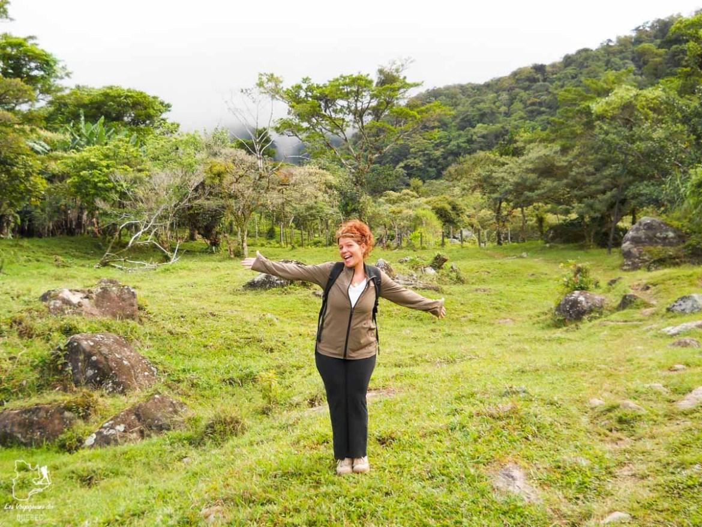 Randonnée sur le Sendero El Pianista dans la région de Boquete dans notre article Que faire au Panama : Mon voyage au Panama en 12 incontournables à visiter #panama #ameriquecentrale #voyage
