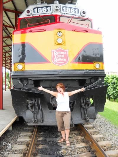 Se déplacer en train au Panama dans notre article Que faire au Panama : Mon voyage au Panama en 12 incontournables à visiter #panama #ameriquecentrale #voyage