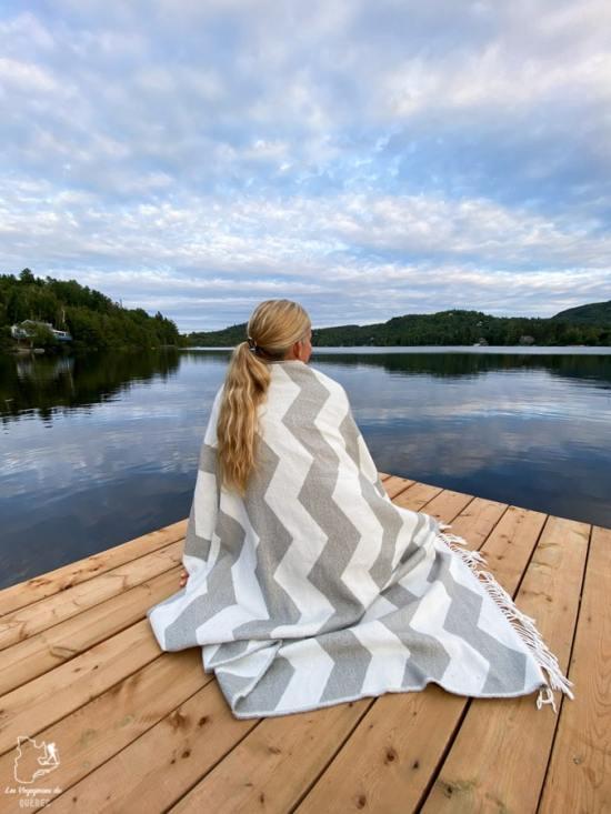 Retraite de Yoga et méditation au Couvent Val-Morin dans les Laurentides dans notre article Road trip au Québec: 15 road trips thématiques à moins de 2h de Montréal #roadtrip #quebec #itineraire
