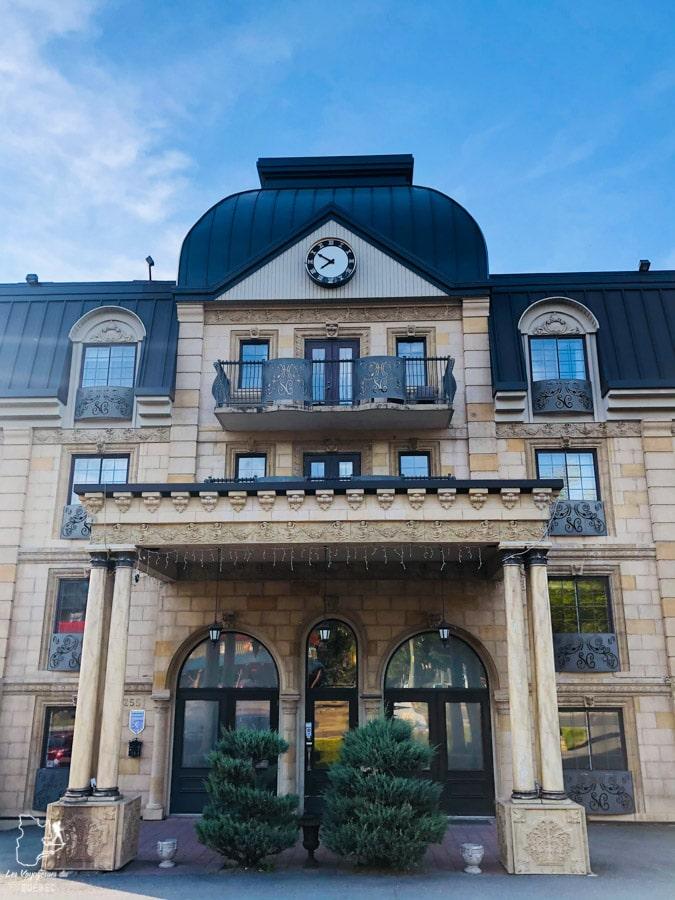 St-Christophe Hôtel Boutique & Spa à Granby dans les Cantons-de-l'Est dans notre article Road trip au Québec: 15 road trips thématiques à moins de 2h de Montréal #roadtrip #quebec #itineraire