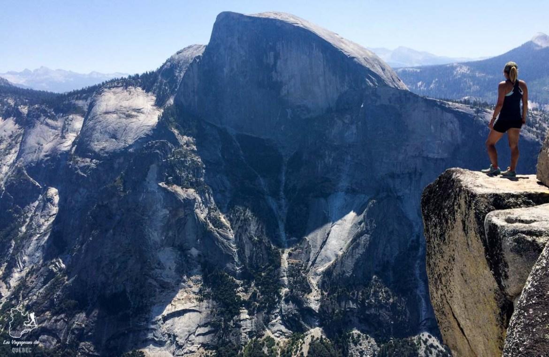 Paysage incroyable du Parc Yosemite en Californie dans notre article Voyage en auto-stop : De l'Alaska à la Californie sur le pouce, une aventure humaine #autostop #pouce #voyage #usa #canada