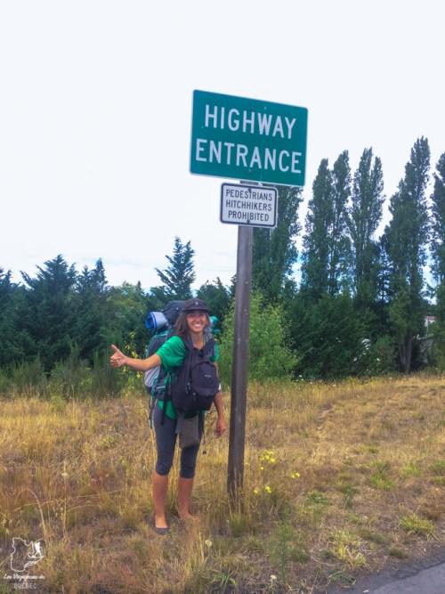 Interdiction de faire du pouce sur l'autoroute dans notre article Voyage en auto-stop : De l'Alaska à la Californie sur le pouce, une aventure humaine #autostop #pouce #voyage #usa #canada