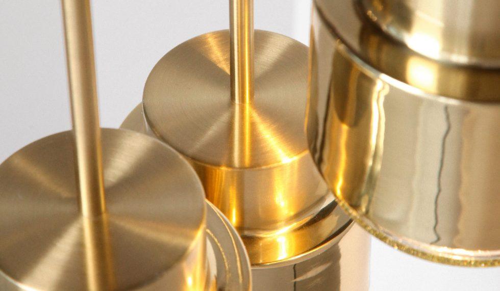 Quality detail brass