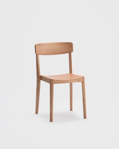 carved chair staffan holm ariake