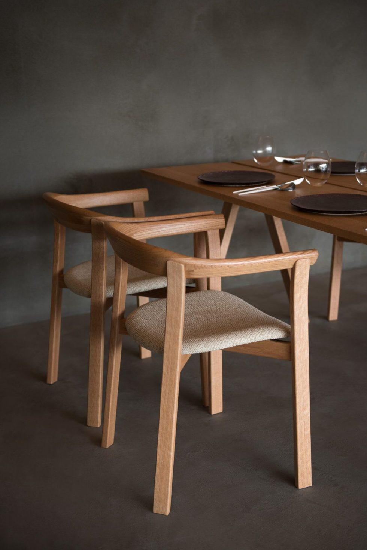 homl chairs staffan holm oak