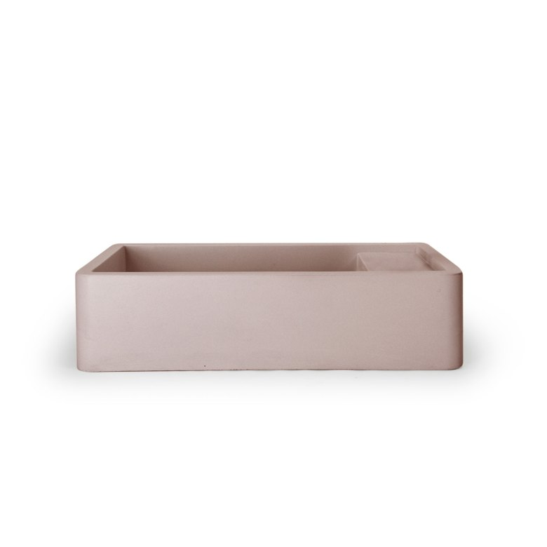 Concrete Bathroom Sink Basin Lavabo