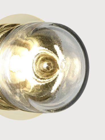 cupallo wall handblown glass
