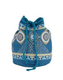 Besace Antik Batik - Bleu Canard 25 €, sur http://www.mylittlecorner.fr/lifestyle/mode/besace-antik-batik-bleu-marine-649.html