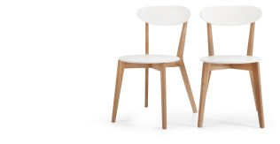2 x Fjord, chaises - 109 €
