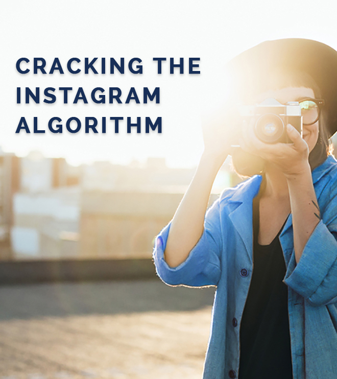 cracking the instagram algorithm