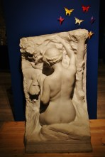 Marie Cazin, Sakountala, fin XIXème, Musée de Boulogne-sur-mer
