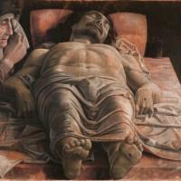 """""""Le Christ mort"""" d'Andrea Mantegna"""
