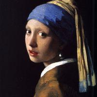 """La jeune fille à la perle"" de Johannes Vermeer"