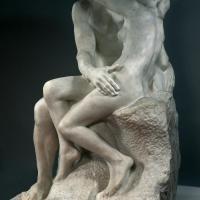 """""""Le Baiser"""" d'Auguste Rodin"""