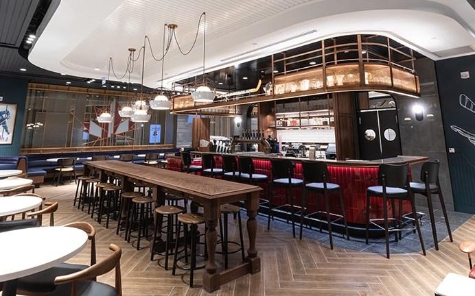 Café d'innovation Tim Horton's