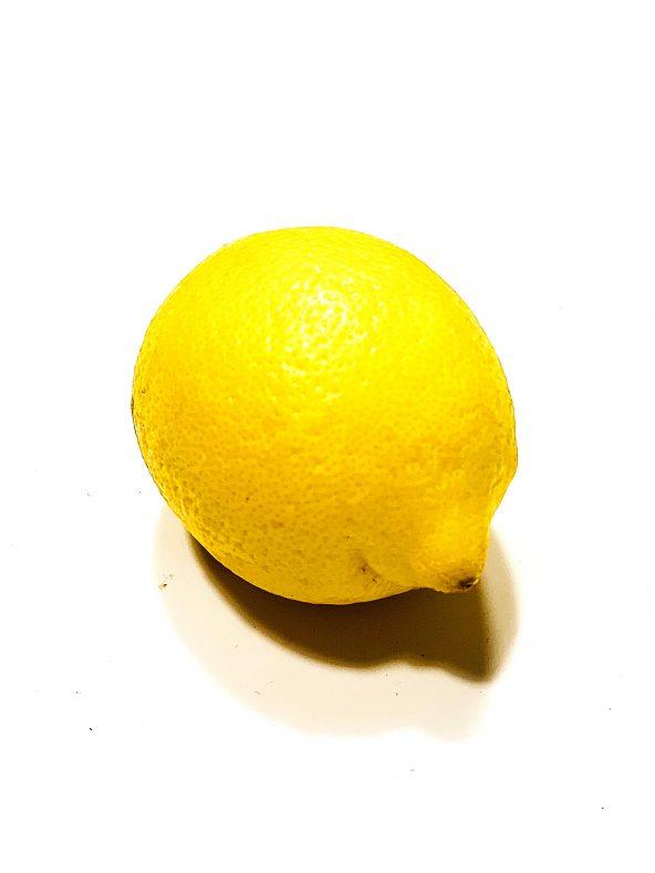 L'ingrédient invité: Le citron