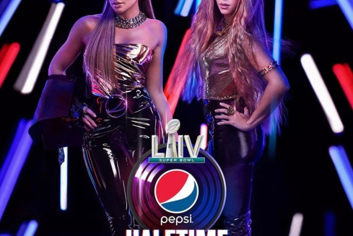 Mi-temps du Super Bowl LIV 2020: Shakira et Jennifer Lopez en spectacle