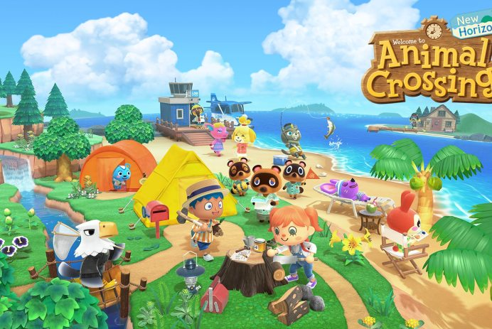 Découvrez Animal Crossing New Horizons sur Nintendo Switch!