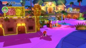 Désert Paper Mario
