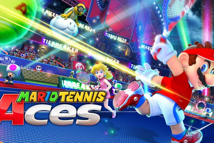 Découvrez Mario Tennis Aces sur Nintendo Switch!