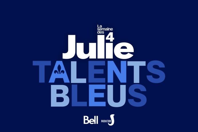 Talents bleus