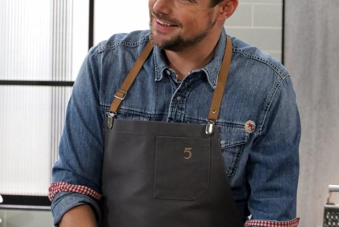 5 chefs dans ma cuisine (Arnaud Marchand)