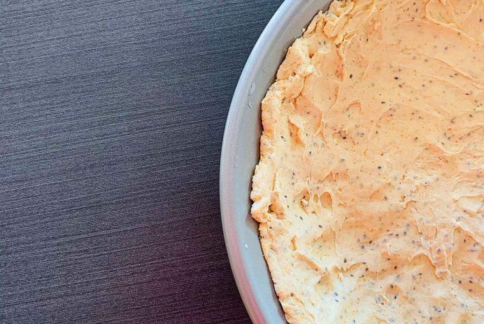 Pâte à tarte sans gluten