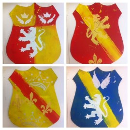 Mighty Knigths coat of arms