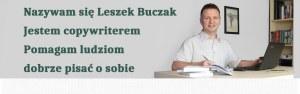 Leszek Buczak - copywriter