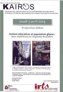 Projection-débat | L'école et les Tsiganes