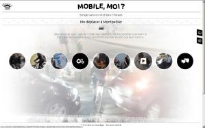 Le web-doc «Mobile, moi ? Bouger pour pas un rond dans l'Hérault»