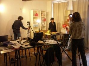 Ateliers audiovisuels | Alimentation