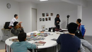 Stage vidéo jeunes MECS : «si j'étais un artiste»