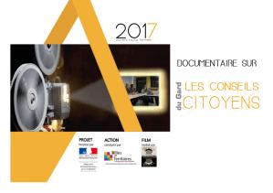 Un documentaire vidéo sur les Conseils Citoyens du Gard avec Villes et Territoires
