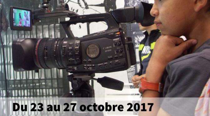 Stage vidéo et théâtre jeunes du 23 au 27 octobre à la Croix d'Argent