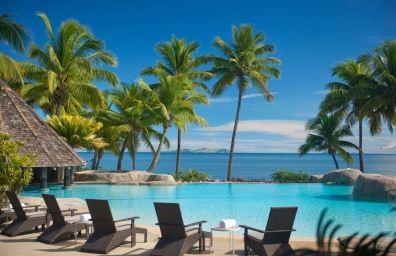 Fiji - Z letalom na poti