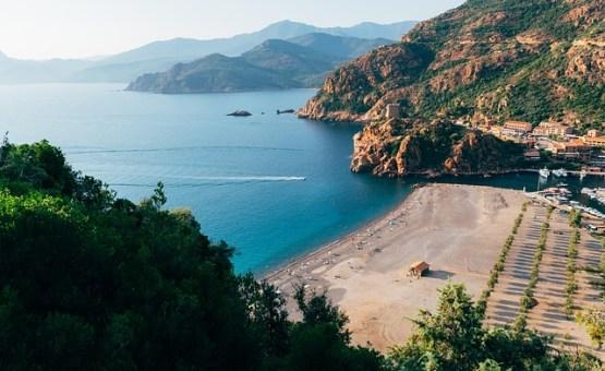 Sardinija - Z letalom na poti
