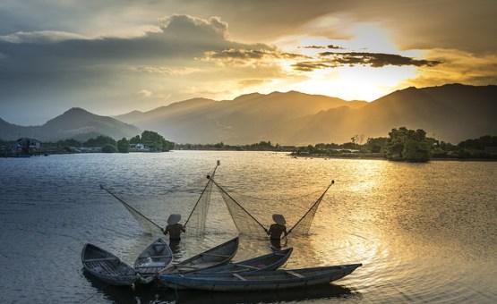 Tajska - Z letalom na poti