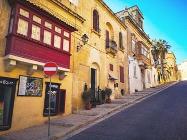 Malta - Z letalom na poti