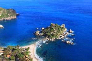 Sicilija - Z letalom na poti