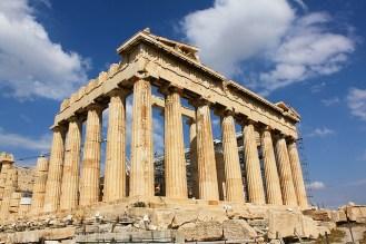 Atene - Z letalom na poti