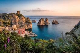 Sicily - Z letalom na poti