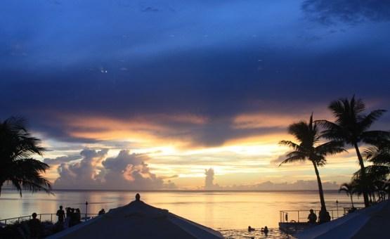 Guam - Z letalom na poti
