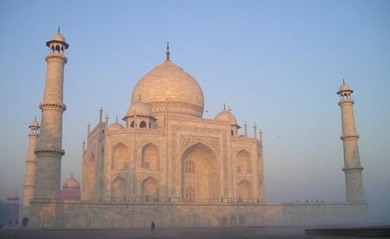 India - Z letalom na poti