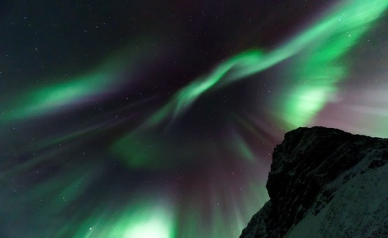 Iceland - Z letalom na poti