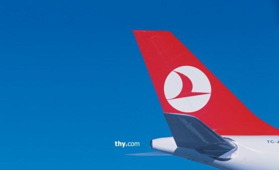 Turkish - Z letalom na poti